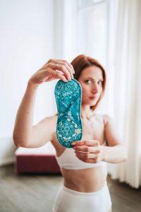 Serviettes hygiéniques lavables Öko créations
